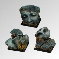 Ancient Ruins - 25mm Square Bases