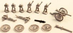 Confederate Artillery Collection #1