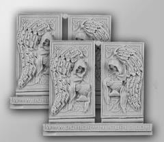 Angel Reliefs #7