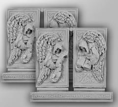 Angel Reliefs #10