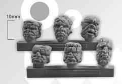 Stone Heads Kit #1