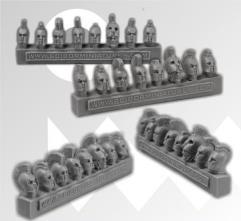 Spartan Heads #1