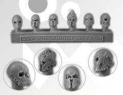 Barbarian Helmets