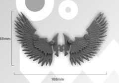 Sci-Fi Mechanic Wings