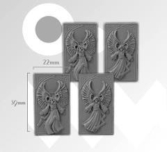 Angel Reliefs #1
