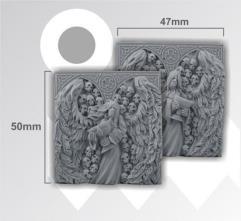 Angel Reliefs #3