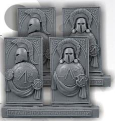 Spartan Reliefs