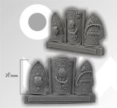 Templar Shields - Big