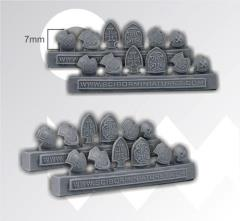 Templar Shields - Small