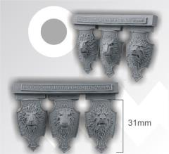 Lion Shields - Big