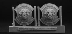 Lion Shields #2