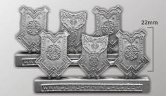 Dwarven Veteran Shields #1