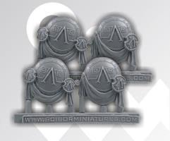 Spartan Decorations #2
