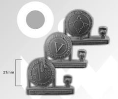 Spartan Shield Set