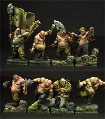 Ogre Cossack Set