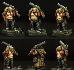 Ogre Gunner #1