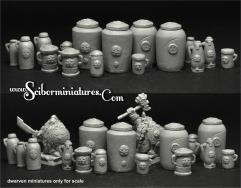 Dwarven Ceramics