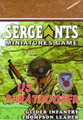 Army Paratrooper - Glider Thompson Leader