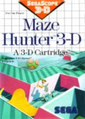 Maze Hunter 3-D
