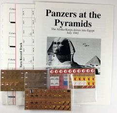 Panzers at the Pyramids