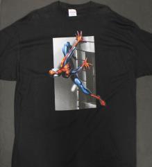 Spider-Man on a Wall T-Shirt #2 (XXL)
