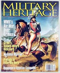 "Vol. 2, #3 ""WWII's Air War Over Crimea, Medieval Warrior"""