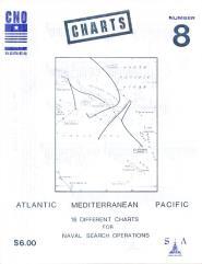 CNO Series #8 - Charts, Atlantic, Mediterranean & Pacific