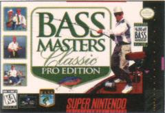 Bass Masters Classic (Pro Edition)