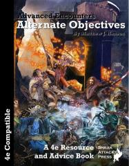 Advanced Encounters - Alternate Objectives (4E)