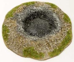 Shell Hole - Large #1