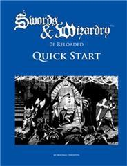 Swords & Wizardry - Quick Start Rules