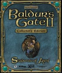 Baldur's Gate II - Shadows of Amn (Collector's Edition)