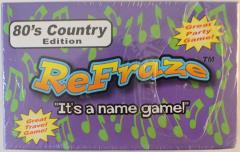 ReFraze (80's Country Edition)