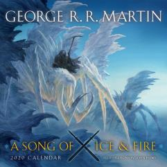 Song of Ice and Fire, A - 2020 Calendar
