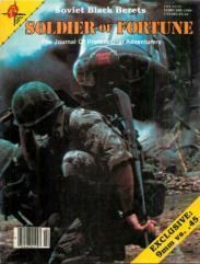 "February 1980 ""Soviet Black Berets, 9mm vs. .45"""