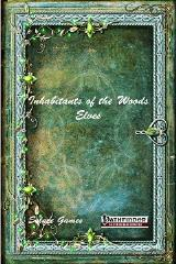 Inhabitants of the Woods - Elves (Pathfinder)