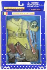 Belgium - WWI - Infantryman Outfit