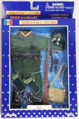Italy - WWI - Infantryman Outfit