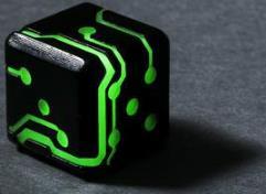 Black w/Green Glow (2)