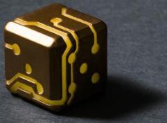 Bronze w/Orange Glow (2)