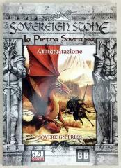 Ambientazione (Sovereign Stone d20) (Italian Edition)