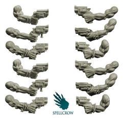 Hands w/Revolvers