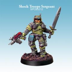 Shock Troops Sergeant