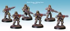 Shock Troops Melting Team