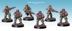 Shock Troops Plasma Team