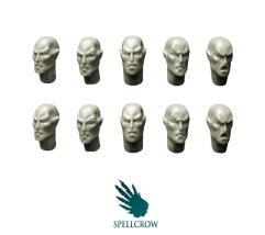 Heads - Space Elves