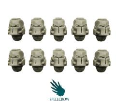 Classic Helmets - Space Knights
