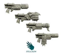 Melting Guns - Salamanders or Dragon Knights