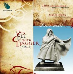 Elf w/Dagger #1