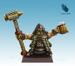 Dwarf w/Mug